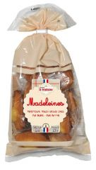 Madeleines individuelles pur beurre