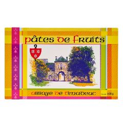 Pâte de fruits 500g
