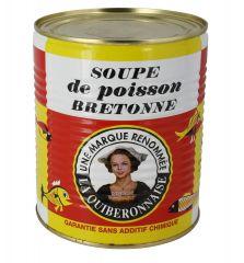 """Soupe de poisson bretonne """"La Quiberonnaise"""" - 815g"""