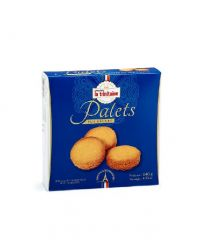 "Palets bretons pur beurre, Gamme ""Bleu Blanc Rouge"""