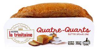 Quatre-quarts pur beurre