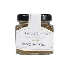 Confiture Orange whisky - 45g