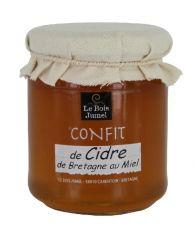 Confit de cidre au miel