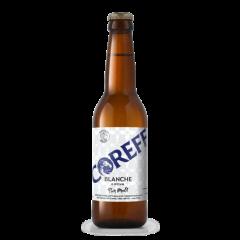 Bière Coreff blanche 33cl