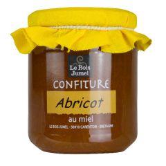 Confiture d'abricot au miel