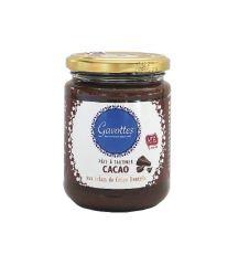 Pâte à tartiner cacao & éclats de crêpes dentelles Gavottes